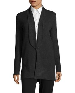 Shawl Neck Cardigan Jacket