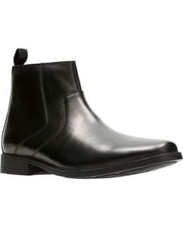 Tilden Zip Ankle Boots