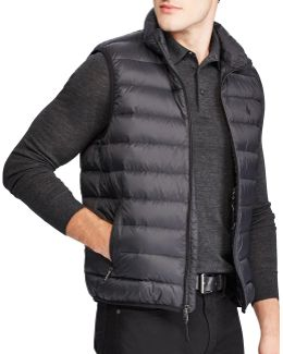 Big And Tall Packable Down Vest