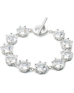 Crystal Abbey Single-row Flex Bracelet