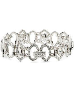 Crystal Abbey Flex Bracelet