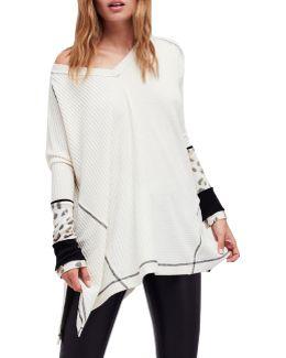 Lovin Thermal V-neck Sweater