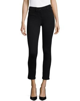 Petite Solid Jeggings