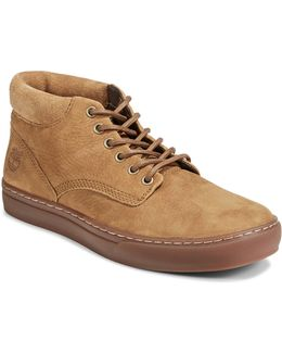 Suede Chukka Shoes