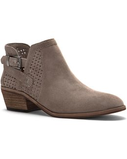 Pamma Suede Ankle Boots