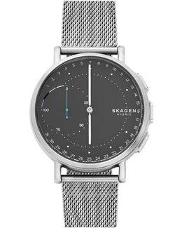 Hybrid Analog Smartwatch