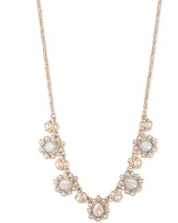 Cluster Frontal Necklace