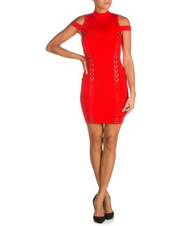 Carrie Ring Bodycon Dress