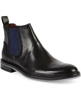 Zilpha Leather Chelsea Boots
