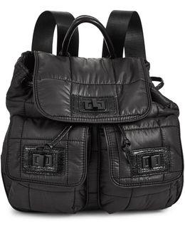 Roe Puffer Backpack