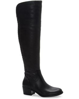 Brilley Leather Riding Boots