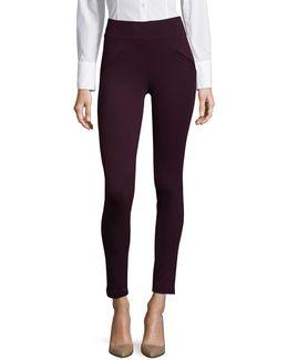 Suit Separate Compression Ponte Pants