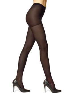 Herringbone Sheer Tights