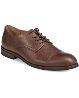 Scott Leather Oxford Shoes