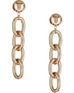 Linked Chain Earrings