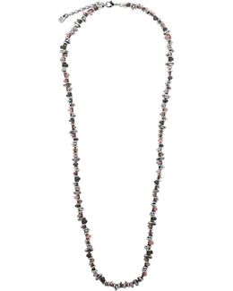 Flora Crystal Necklace
