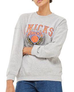 New York Knicks Sweatshirt By Unk