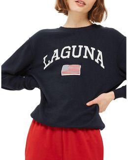 Laguna Sweatshirt By Tee And Cake