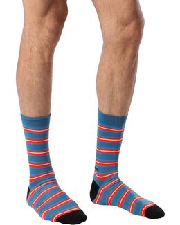 Skm-ray Stripes Socks