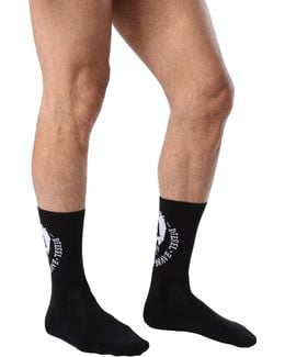 Skm-ray Mohawk Socks