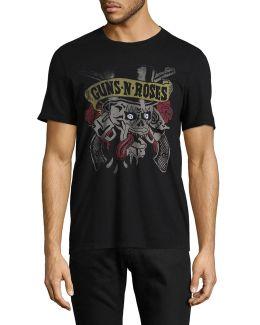 Guns N Roses Graphic Tee