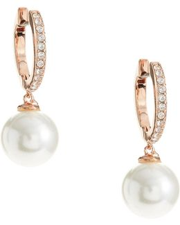 Precious Pearls Drop Earrings