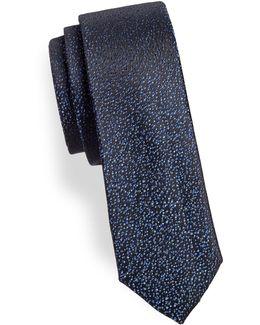 Slim Silk Tie
