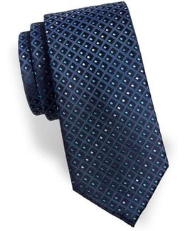 Embroidered Tie