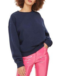 Oversized Soft Sweatshirt