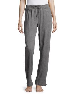 Pima Cotton Pyjama Pants