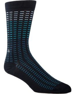 Mens All Over Tiles Socks