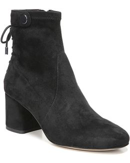 Josey Round Toe Boots