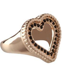 Keys To My Heart Ring