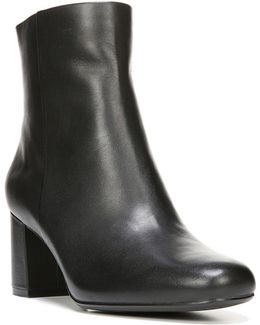 Westing Leather Dress Booties