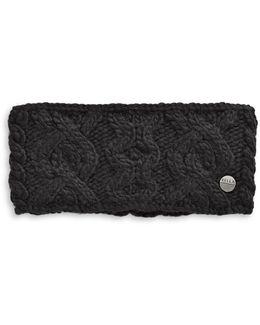 Wool Knit Headband