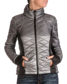 Hooded Packable Jacket