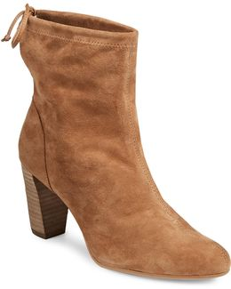 Fortress Suede Ankle Boots