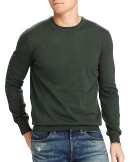 Slim Fit Merino Wool Sweater