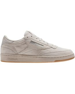 Club C 85 Sg Leather Low-top Sneakers