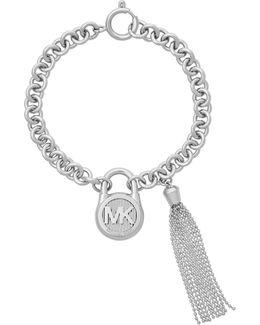 Tasseled Chain Bracelet