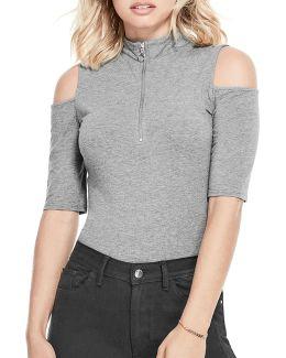 Betsey Cold-shoulder Top