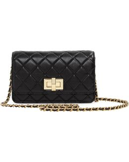 Pavon Mini Quilted Crossbody Bag