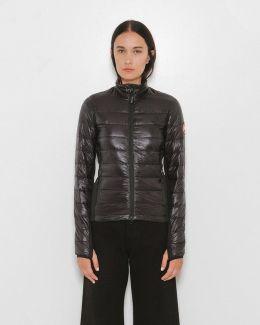 Hybridge Light Glossed-Shell Jacket