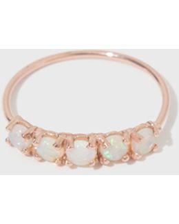 Opal Cinq Ring