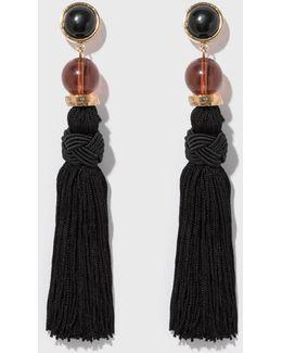 Exclusive Tassel Earrings
