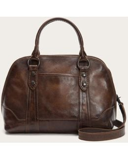 Melissa Domed Satchel