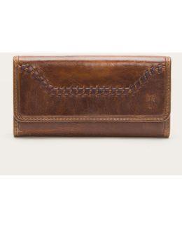 Melissa Whipstitch Wallet