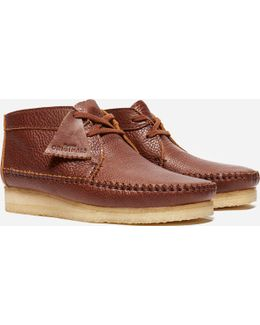 Weaver Boot Leather