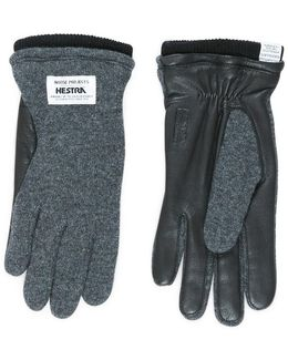 Gloves Norse X Hestra Svante Charcoal