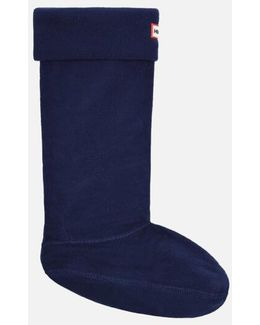 Unisex Fleece Welly Socks